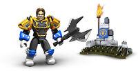 World of Warcraft WOW Mega Bloks 91001 Human Paladin Colton Building Blocks