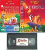 Il Re Leone (1995) VHS