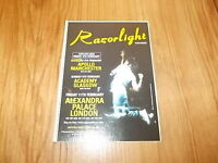 Razorlight-2005 magazine advert