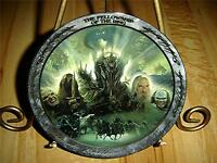 THE LORD OF THE RINGS RELIVING THE ADVENTURE The Fellowship of the Ring PLATE