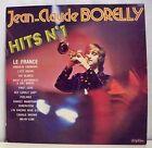 """33 tours Jean-Claude BORELLY Disque LP 12"""" HITS N°1 Trompette - DELPHINE 700.007"""