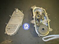 Used 1986 Yamaha SRV Chaincase Chain Case Gear Set Snowmobile Sled