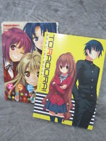 TORADORA 2 Tokuso-Ban w/Booklet Manga Comic Zekkyo Book Japan Japanese  FREESHIP