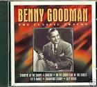 BENNY GOODMAN THE CLASSIC TRACKS CD AVALON GOODBYE D533