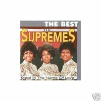 SUPREMES - THE BEST CD STOP! IN THE NAME OF LOVE (6750)
