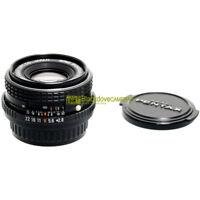 Pentax SMC 28mm. f2,8 M. Garanzia 12 mesi. 28/2,8. Compatibile con digitali.