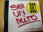 883 SEI UN MITO CD SINGOLO MINT- PEZZALI MAX GERMANY 5 TRACKS