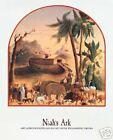 RELIGIOUS ART PRINT - NOAH'S ARK by Joseph Henry Hidley