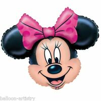 Supershape Foil Balloon Disney - Minnie Mouse Head