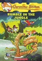 Geronimo Stilton #53: Rumble in the Jungle-Geronimo Stilton