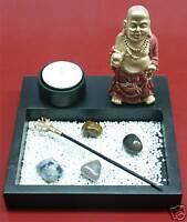 4 x Zengarten, China, Feng Shui, Asien, Buddha, Zen Garten