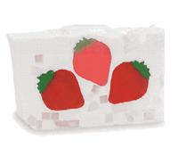 Primal ELements* - STRAWBERRIES, full 7.0+ oz not 6.0 Handmade Glycerin Soap
