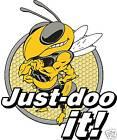 Just doo it! DECAL, sticker for ski-doo rev mxz renegade summit