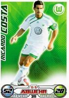 Match Attax  Ricardo Costa #311  09/10