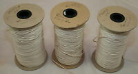 HEMP WP1400 Candle Wick 5  Yards for Medium Pillar and Container Candles