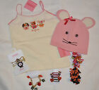 Gymboree MIX n AND MATCH FALL HARVEST LEAVES Hair Acc Hat Camisole Choice NWT