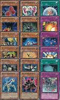 Rare  yugioh Karten aus TSHD Shining Darkness Serie - selber auswählen