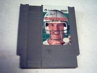 NES Nintendo System Game;  John Elway's QUARTERBACK  Football  NFL  *Near MInt*