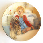 KNOWLES PLATE ANNIE AND SANDY COLLECTOR'S PLATE SERIES NEW