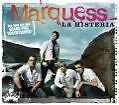 MARQUESS LA HISTERIA 5 TRACK INCL.VIDEO MAXI CD NEU & OVP GRAND PRIX VORENT (YZ)