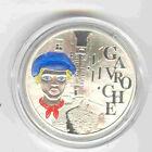 1,50 EURO ARGENT GAVROCHE DES MISERABLES - VICTOR HUGO 2002 Monnaie Paris x 5
