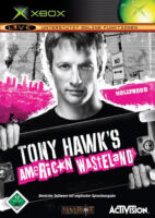 Tony Hawk's American Wasteland (Microsoft Xbox, 2005, DVD-Box)