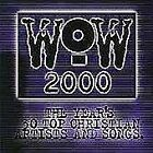 WOW 2000 by Various Artists (CD, Oct-1999, 2 Discs, Capitol/EMI Records)b372*