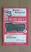 BRISTOL CITY V LINCOLN CITY 1958-59