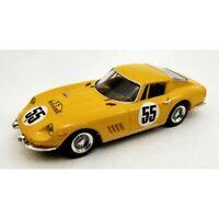 BEST BT9280 FERRARI 275 GTB 1966 N.55 1:43 MODELLINO DIE CAST MODEL