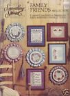 Something Special Family Friends Collection cross stitch patterns - 1986