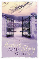 Hester's Story, Adele Geras