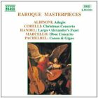 Baroque Masterpieces, Various Artists, Good CD