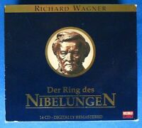 Richard Wagner: Der Ring des Nibelungen (Gesamtaufnahme) (14 CD) Swarowsky Oper