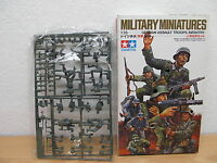 ENS34953   Tamiya  1:35  Military Miniatures German Assault Troops OVP ,