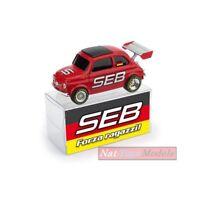 Brumm BMBR051B Fiat 500 SEB Vettel FORZA RAGAZZI LIM.250 1:43 MODELLINO DIE CAST