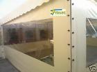 laterale in pvc con parte trasparente mt 8 x 2,4