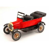 MOTORMAX MTM79328RD FORD MODEL T TOURING 1925 RED 1:24 MODELLINO DIE CAST MODEL