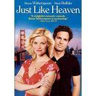 Just Like Heaven (DVD, 2006, Full Frame)