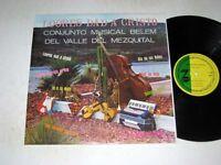 LOORES DAD A CRISTO Conjunto Musical ZAVE VG++/NM-