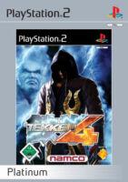 Play Station 2 Spiel PS2 Tekken 4 mit Anleitung guter Zustand + OVP