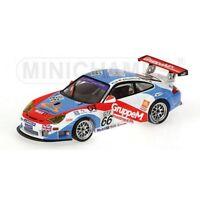 MINICHAMPS PM400056466 PORSCHE 911 GT 3 N.66 WN.SPA'05 1:43 MODELLINO DIE CAST