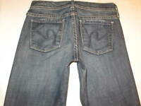 Citizens of Humanity Jeans Ingrid 002 Low Flare Stretch 25