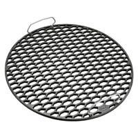 Rösle BBQ Grille en Fonte RS Ø 50 cm Grille Barbecue Accessoire Barbecue Argent