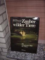 Zauber wilder Tiere, von Les Line und Edward Ricciuti