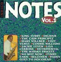 INDIGO NOTES VOL.1 KING TUBBY DIGIDUB DUB CD (E322)