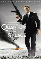 Quantum of Solace (DVD, 2008, 2-Disc Set, Checkpoint Sensormatic Widescreen)390
