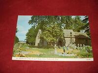 VINTAGE HEREFORDSHIRE: SYMONDS YAT St Dubricius church graveyard colour