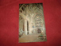 VINTAGE GLOUCESTER: TEWKESBURY Abbey interior colour