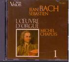 L'OEUVRE D'ORGUE VOL 1 - BACH JEAN SEBASTIEN (CD)
