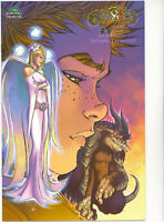 Shrugged 1 vfn/nm 2006 Aspen Michael Turner Wizard World exclusive cover